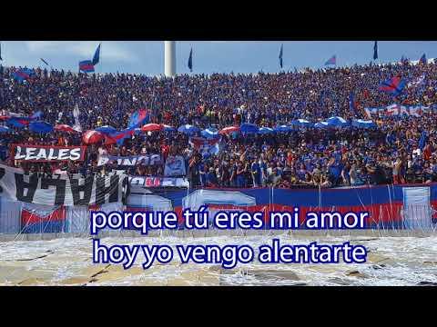 """""""LOS DE ABAJO - ESE TIEMPO EN LA B"""" Barra: Los de Abajo • Club: Universidad de Chile - La U • País: Chile"""