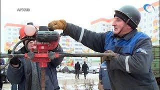 Определен подрядчик, который построит новый детский сад в Псковском микрорайоне