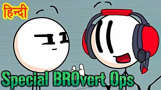 HENRY STICKMIN - Special BROvert Ops | FUNNY