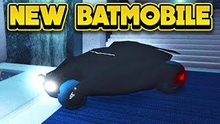 BUYING THE NEW BATMOBILE! (ROBLOX Jailbreak)