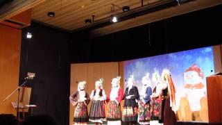 preview picture of video 'Pevska skupina SKUD Vidovdan 2'