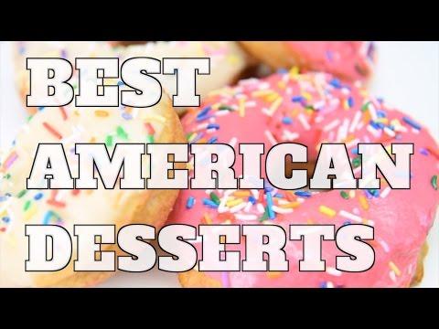 Top 10 American Desserts (Quickie)