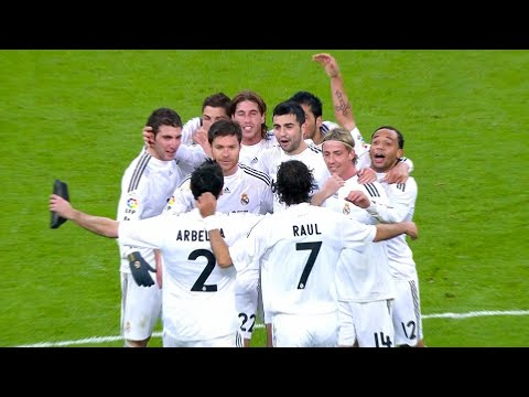 Real Madrid LEGENDARY Comebacks