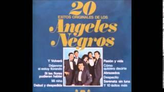 Murio La Flor - Los Angeles Negros