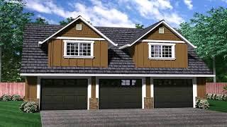 Floor Plans With Detached Garage Apartment (see Description)