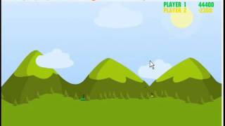 preview picture of video 'Tanks! game review.(addicting games)'