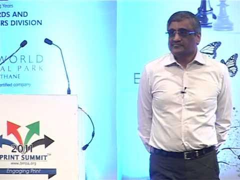 Print Summit 2011 : Key Note Address by Mr.Kishore Biyani at BMPA Print Summit 2011