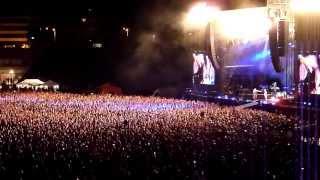 Depeche Mode - Enjoy the silence (Budapest - 2013.05.21.)