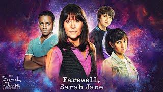 Farewell, Sarah Jane