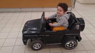YUSUF AKÜLÜ ARABA SÜRDÜ, Hızlı Şoför Yusuf,Düt Düt, Eğlenceli Çocuk Videosu