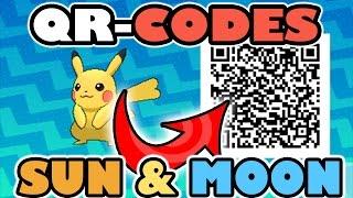 Pokemon ORAS XY Cheat QR Codes einscannen - Most Popular Videos