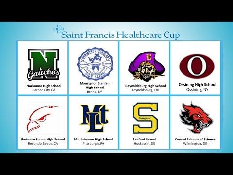 St Francis Healthcare Cup Bracket Game Redondo Union (CA) vs Conrad (DE)