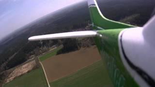 preview picture of video 'Axion RC Skywalker mit full HD Kamera unter dem Flügel'
