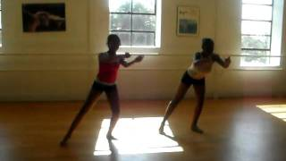 Dance to Invisible by Jennifer Hudson
