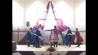 preview picture of video 'Pántlikás Népdalkör és a Kaláris Néptáncegyüttes   -   Gégény,  2012'