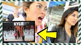 WE WENT TO THE KYLIE COSMETICS POP UP STORE  Vlogmas 9 2016