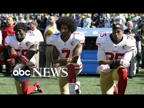 Former quarterback Colin Kaepernick files grievance against NFL owners