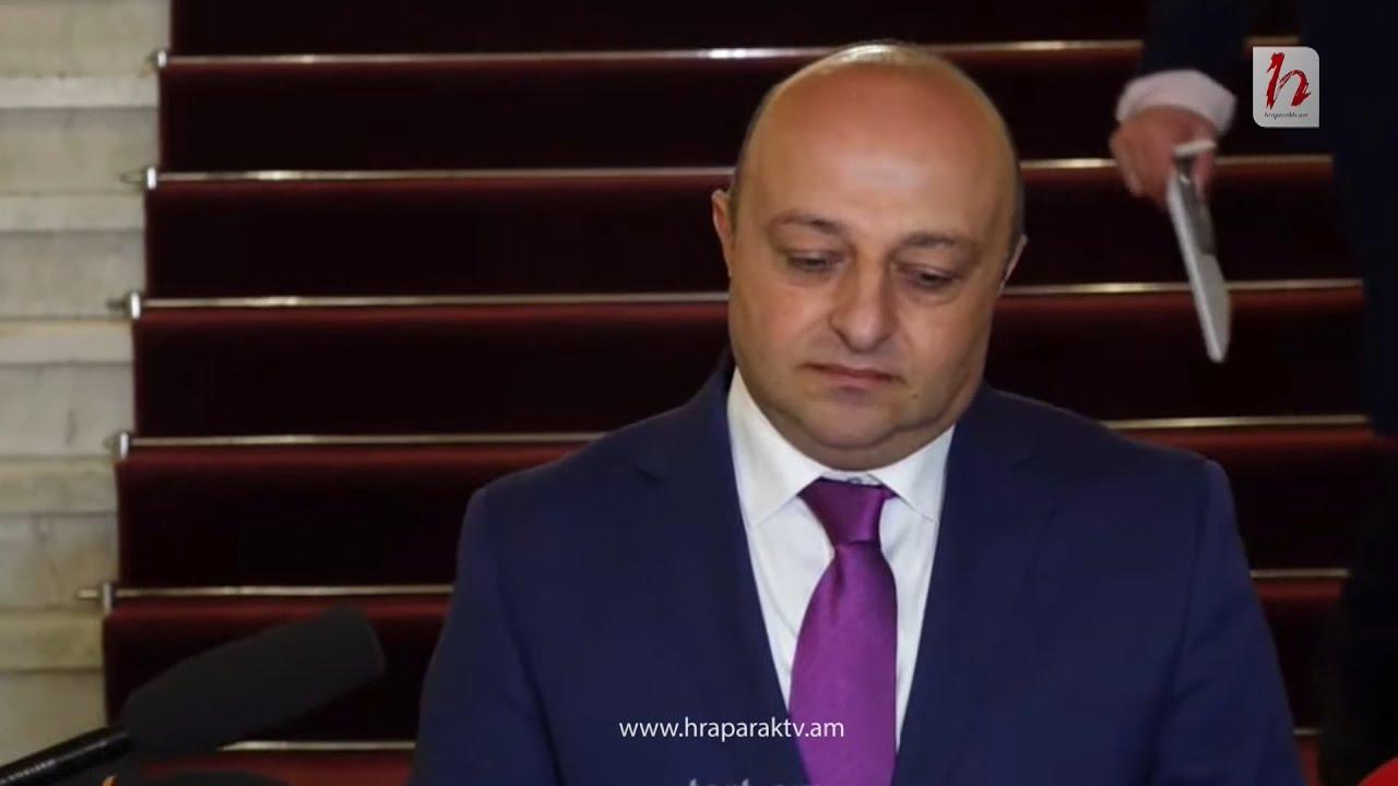 Թուրքը հիմա Սիսիանի վարչական տարածքում է. Արթուր Սարգսյան