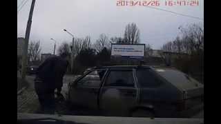Ублюдок на дорогах Ростова на Дону