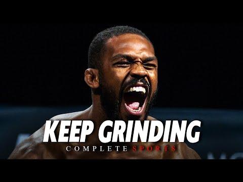 Keep Grinding – The Ultimate Workout Motivational Speech