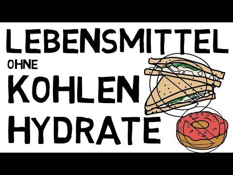 7 Lebensmittel ohne Kohlenhydrate - Low Carb / No Carb