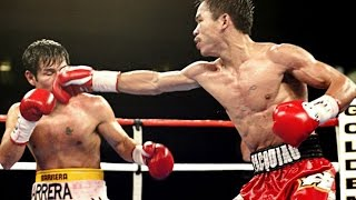 Manny Pacquiao Vs Marco Antonio Barrera 1 Wide Screen ( HD- Version )