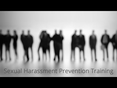 TRACE eLearning: Sexual Harassment Prevention Training - YouTube
