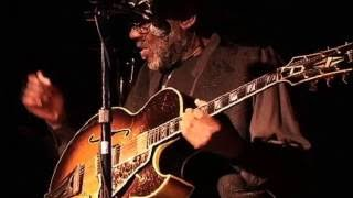 Mel Brown      ~     ''The Sky Is Crying''   Live 1998