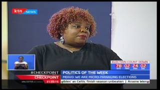 Checkpoint Interview: Politics of the week - [Part One]