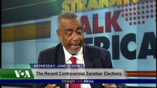 Seif Sharif Hamad Discusses Next Steps in Zanzibar & Youth Frustration