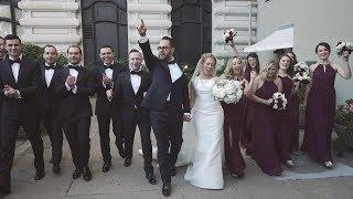 Most Epic Jewish Wedding Reception Party! - San Francisco Wedding Video At Fairmont