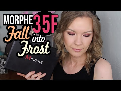 Fall Into Frost Artistry Palette - 35F by Morphe #6