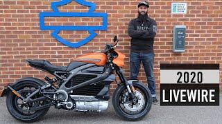 Walkthrough Talkthrough | 2020 Harley-Davidson Livewire