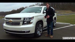 Chevrolet Tahoe (GMT K2UC) 2014 - 2020