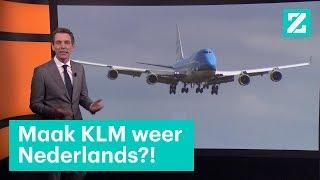 KLM terugkopen? Leuk verzonnen, slecht idee • Z zoekt uit