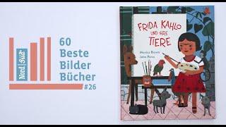 60 Beste Bilder Bücher: #26 Frida Kahlo und ihre Tiere