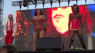 Army of Lovers - Israelism (live @ We Love the 90's, Helsinki 27-08-2016)