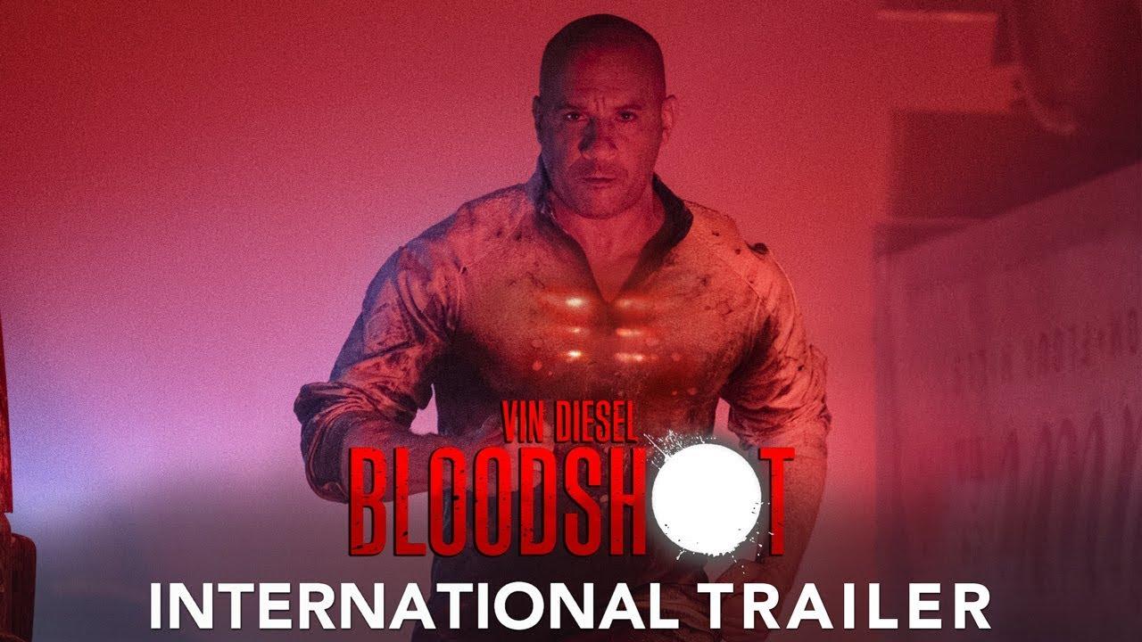 Trailer för Bloodshot