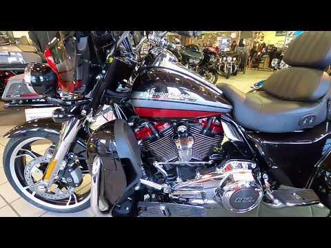 2020 Harley-Davidson CVO Tri Glide Trike