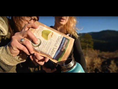 Wilderness Poets, Instant Kokosnuss Wasser-Pulver, gefriergetrocknet, 4 oz (113,4 g)