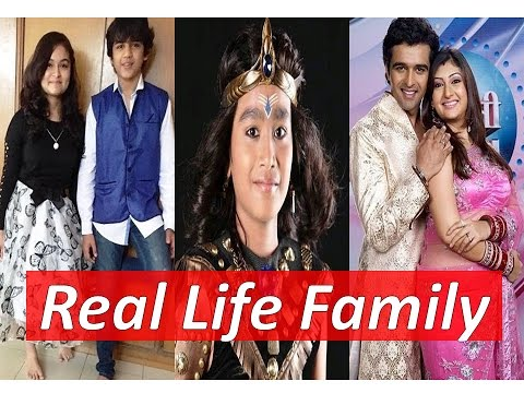 Real Life Family of Shani Actors
