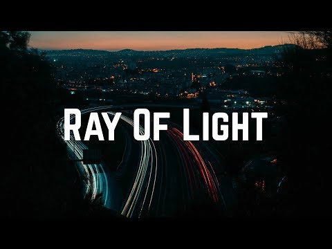 Madonna - Ray Of Light (Lyrics)