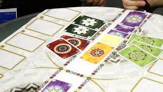 Mandala (Lookout Games) / Nürnberger Spielwarenmesse 2019 / Essen 2019