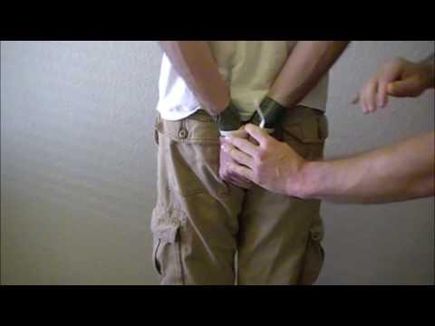 Escaping from Zip Ties: Breaking (Rear)