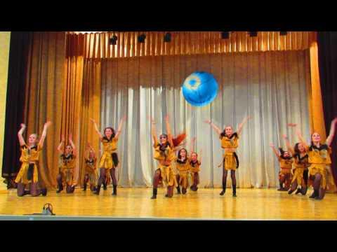 Танцевальный коллектив детской школы искусств «Надежда» - лучший в Республике