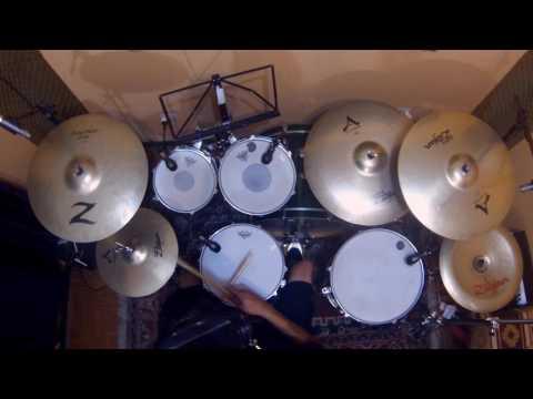 Yesterday to tomorrow - Audioslave (Drum Cover - Juan Sandez)