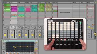 Akai Professional APC mini - Demo, Features, and Operation in Ableton Live