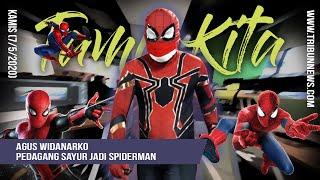 TAMU KITA - Ngobrol Bareng Spiderman Solo, Penjual Sayur di Tengah Pandemi Corona