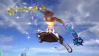 Nightmare's End and Mirage Split over Oblivion and Oathkeeper - KH3 mods