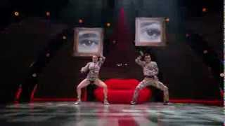 Jenna  Jonhson and Mark Kanemura - I am the best 2NE1 - So You Thing You Can Dance